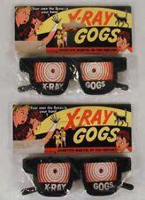 12 pair XRAY NOVELTY GLASSES novelties sunglass x-ray see through magic eye wear