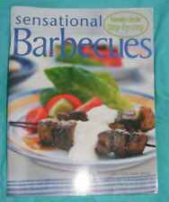 "'FAMILY CIRCLE STEP-BY-STEP SENSATIONAL BARBECUES"" COOK"