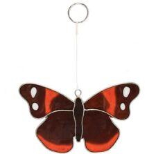 Red Admiral Butterfly Sun Catcher Butterflies Suncatcher Window Decoration