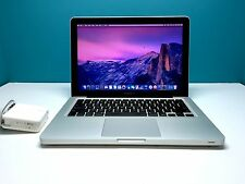Apple MacBook Pro 13 Laptop OSX 2015 - 2.40Ghz / 500GB - 1 Year Warranty! Loaded
