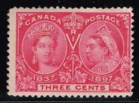 Canada Scotts# 53 - Mint Never Hinged - Lot 122015