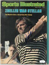 Fuzzy Zoeller signed Masters Sports Illustrated Full Magazine 4/23/1979 wear-JSA