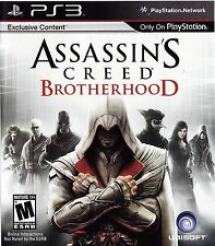 Assassin's Creed Brotherhood PS3 - Black Label