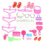 42x Fashion Doll Accessories Plastic Tackles for Barbie Doll Girl Birthday Gift*