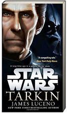 Star Wars: Tarkin: Star Wars by James Luceno (2015, Mass Market Paperback)