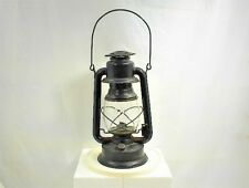 VINTAGE DIETZ #2 KEROSENE BARN LANTERN OIL LAMP LIGHT CHIMNEY D-LITE CLEAR GLASS