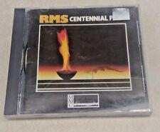 Centennial Park - RMS - 1984 - Audio CD