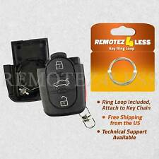 Remote for 1998 1999 2000 2001 VW Golf Keyless Entry Shell Case