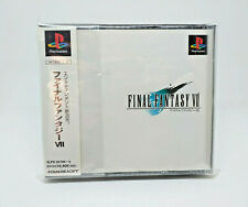 Sony PS1 PLAYSTATION - Final Fantasy VII 3 Discs - Japanese Version Ntsc-J