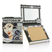 TheBalm PhotoBalm Powder Foundation - #Light 9g Womens Make Up