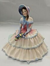 "Vintage Royal Doulton Figurine ""Day Dreams"" ,HN1731 - With Box (1935)"