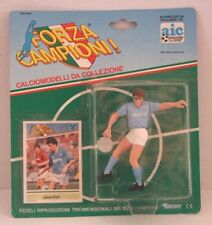SEALED FORZA CAMPIONI Action Figure & Card LUCA FUSI Napoli Kenner