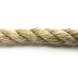 Natural sisal Rope- Cat Scratching and Pet Friendly -   6,8,10, & 14mm