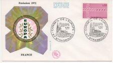"FRANCE 1971.F.D.C.EUROPA.CONSEIL DE L'EUROPE "" FRANCE"".OBLI:LE 8/5/71 STRASBOURG"