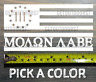 Molon Labe Sticker Decal 3 % Percenter iii 2nd Amendment Die Cut XO Tactical BCM