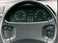 Audi 200 1986  - official Audi photographs ZN50