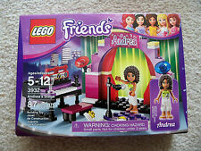 LEGO Friends - Rare - Andrea's Stage - 3932 - New & Sealed