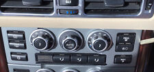 Range Rover Vogue L322 Heater Control 2008