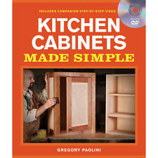 Kitchen Cabinets Made Simple with DVD