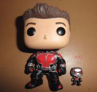 ANT-MAN marvel corps EXCLUSIVE funko FIGURE bobblehead MINI ANTMAN paul rudd toy