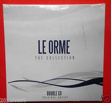 cd 2 compact disc le orme the collection cemento armato collage la porta chiusa