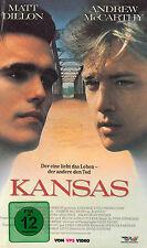 VHS - Kansas - Matt Dillon & Andrew McCarthy