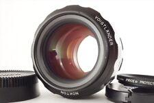 [NearMint] Voigtlander Nokton 58mm F1.4 SLII S N for Nikon Fmount   from Japan