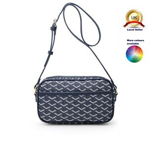 Small Boutique Cross Body Messenger Shoulder Woman Girl Faux Leather Bag