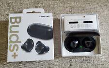 Samsung Galaxy Buds+ Black In-Ear Headsets