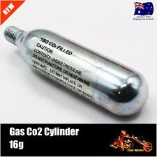 1x Thumbs Up Threaded 16g CO2 Cartridge Canister Cylinder Tyre Inflator Pump Gas