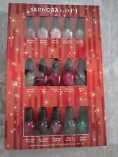 Sephora by OPI holiday kit - set of 15 mini bottles of polish