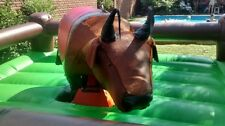 ORIGINAL TORO MECANICO PAMPLONA Mechanical bull, for fun, factory direct