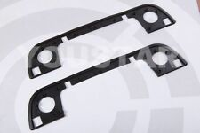 US STOCK x2 Door Handle Gasket Rubber Seals for BMW E36 E34 E32 Z3 3 5 7 Series