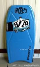 """2017 BLUE Morey Boogie Board Mach 9TR 108cm (42.5"""") Tube Rail System Bodyboards"""