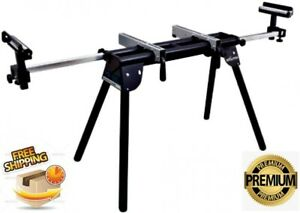 Mitre Saw Bench Universal Chop Evolution Workstation Table Stand Extensions