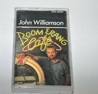 John Williamson Boomerang cafe cassette Tape 1988 Emusic