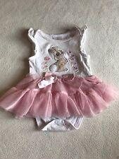 Baby Girls Clothes 3-6 Months - Pretty Thumper Disney Tutu Vest  Dress