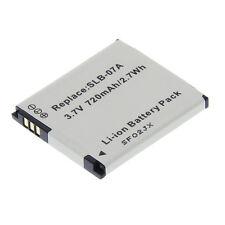 Power Akku Li-Ion 720mAh Batterie f. Samsung ST550 ST50