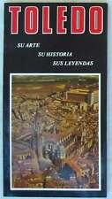 TOLEDO SU ARTE SU HISTORIA SUS LEYENDAS - JUAN ABAD MARIGIL 1985 - VER INDICE