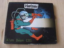 Hefner:  Alan Bean (CD1)   CD Single     NM