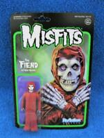 Misfits The Fiend Crimson Red Movable Action Figure By Super7 2017 - New !