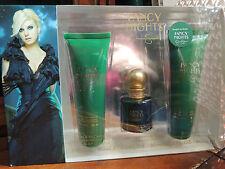 3 Pc Set Jessica Simpson FANCY NIGHTS edp 1.0 oz Shower Gel Lotion WOMEN NEW768@