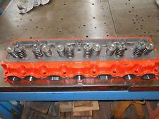 Chevy 235 261 Inline Six 6 Stovebolt McGurk Ported Rebuilt Cylinder Head