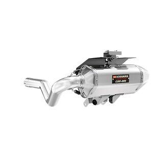 2019-2021 Can-Am Renegade 1000R 850 OEM Yoshimura Slip-on Exhaust 715005481