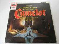 "Camelot 12""LP Record 1964 Film Laurence Harvey HMV CSD 1559    /REC1SS"