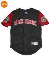 BLACK BARONS NEGRO LEAGUE BASEBALL JERSEY Baseball Jersey NLBM