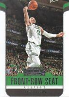 2018-19 Panini Contenders Front Row Seat Retail #16 Jayson Tatum Boston Celtics