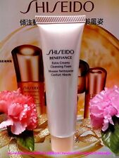 Shiseido Benefiance Extra Creamy Cleansing Foam 30ml -