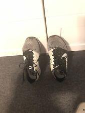 Nike Flyknit Racer Black/White/Oreo/Volt Mens Sz 10