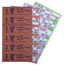 Bingo Tickets 6000 3 Page 6 To View Bingo Books